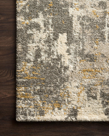 Landscape Rug in Granite by Loloi