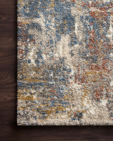 Landscape Rug in Multi by Loloi