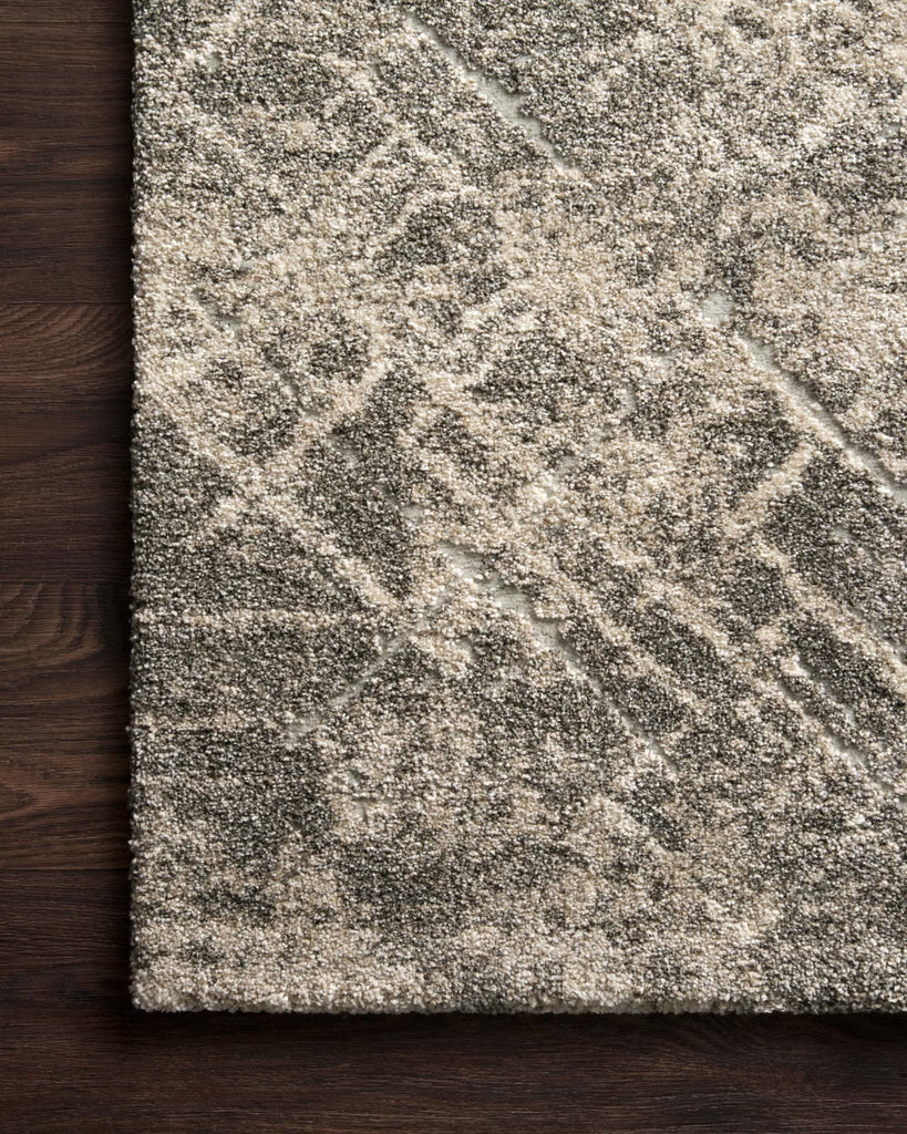 Landscape Rug in Stone by Loloi