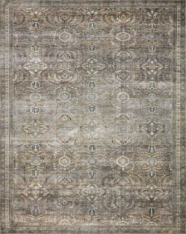 Layla Rug in Antique / Moss by Loloi II