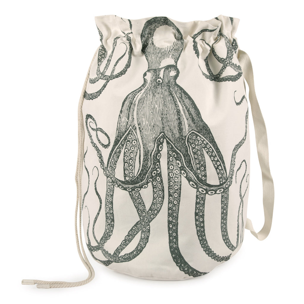 Octopus Laundry Bag design by Thomas Paul
