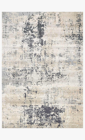 Lucia Rug in Granite by Loloi II