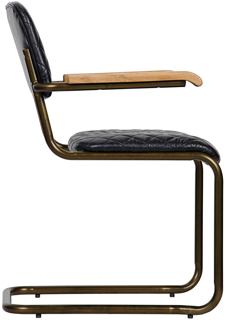 0045 Arm Chair by Noir