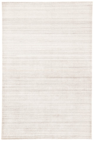 Bellweather Solid Rug in White Swan & Goat design by Jaipur