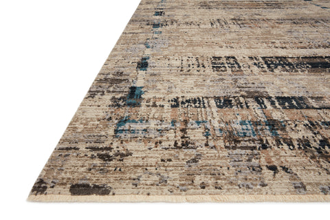 Leigh Rug in Granite / Slate by Loloi