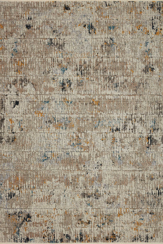 Leigh Rug in Ivory / Granite by Loloi