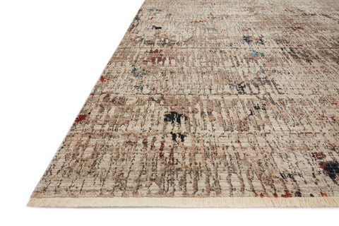 Leigh Rug in Ivory / Multi by Loloi