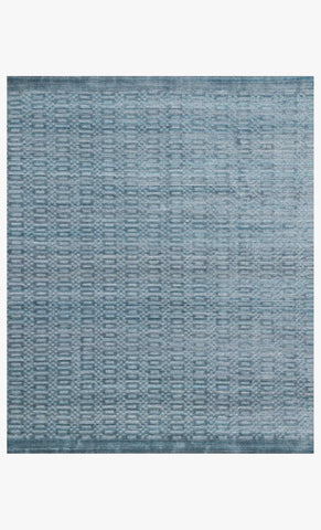 Lennon Rug in Ocean by Loloi