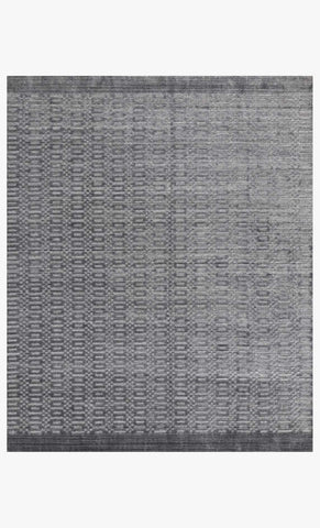 Lennon Rug in Steel by Loloi