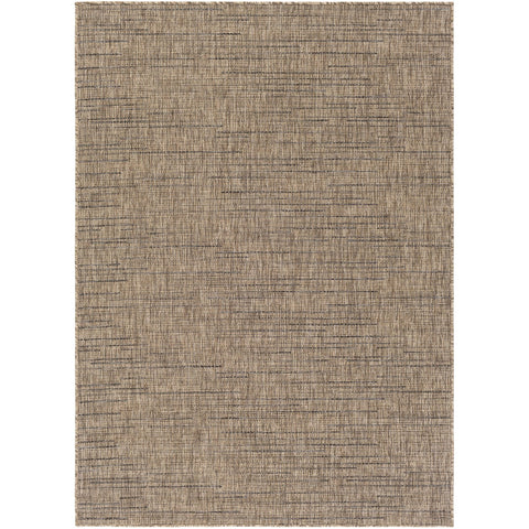 Laguna LGU-2300 Indoor/Outdoor Rug in Camel & Charcoal by Surya