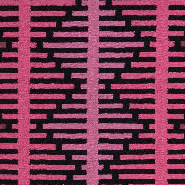 Lima Collection Hand-Woven Area Rug, Pink design by Chandra rugs