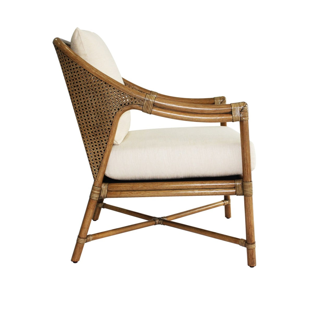 Linwood Lounge Chair in Various Colors design by Selamat