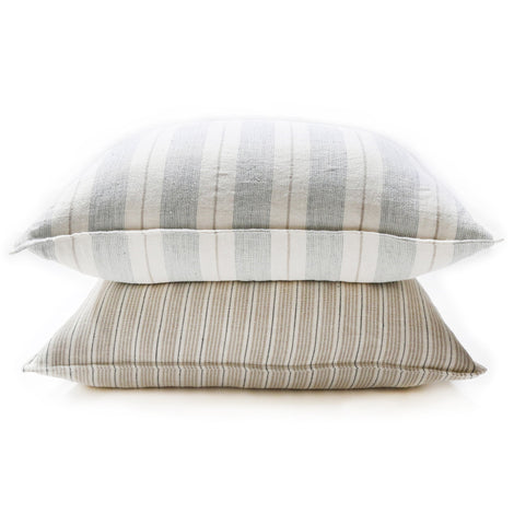 "Laguna & Newport Big Pillow  28"" X 36"" With Insert design by Pom Pom at Home"
