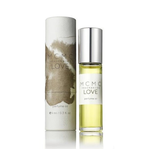 Love 10ml Perfume Oil design by MCMC Fragrances