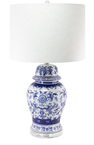 Fairhaven Table Lamp by Couture Lamps