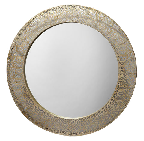 Sutherlin Mirror design by Jamie Young