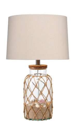 Hugo Table Lamp design by Jamie Young