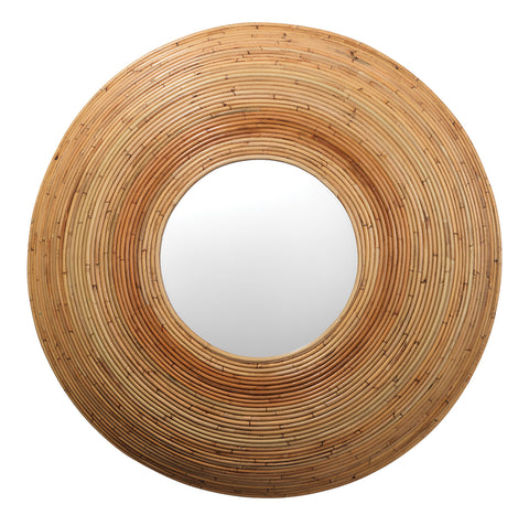 Koa Mirror design by Jamie Young