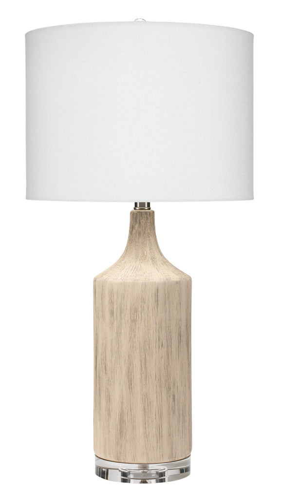 Zara Table Lamp design by Jamie Young