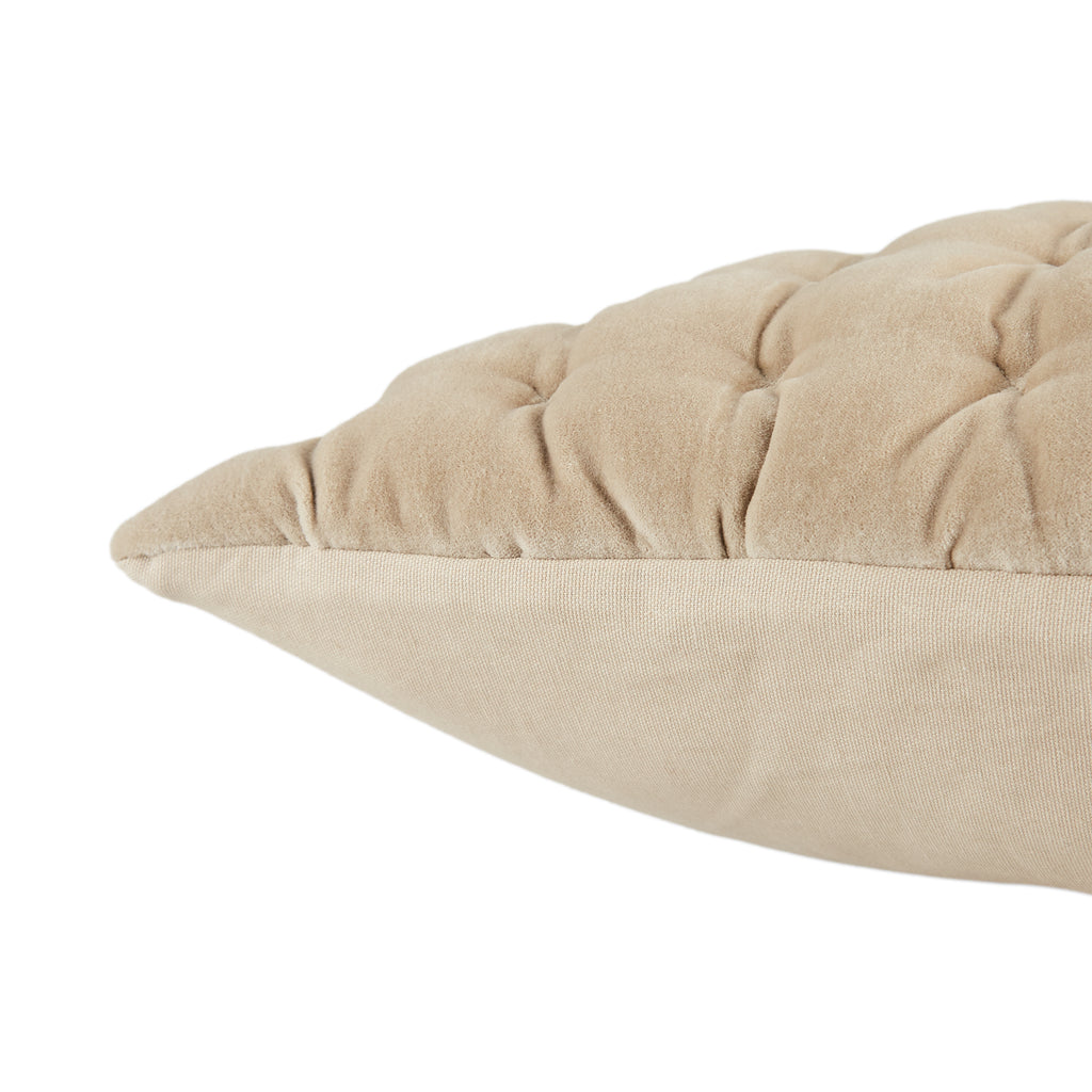 Winchester Pillow in Beige & White by Jaipur Living