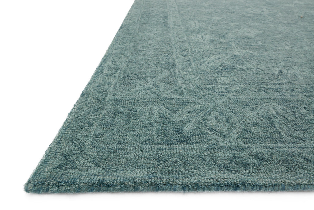 Lyle Rug in Teal by Loloi