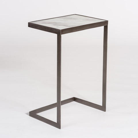 Laguna Accent Table in Burnished Riviera