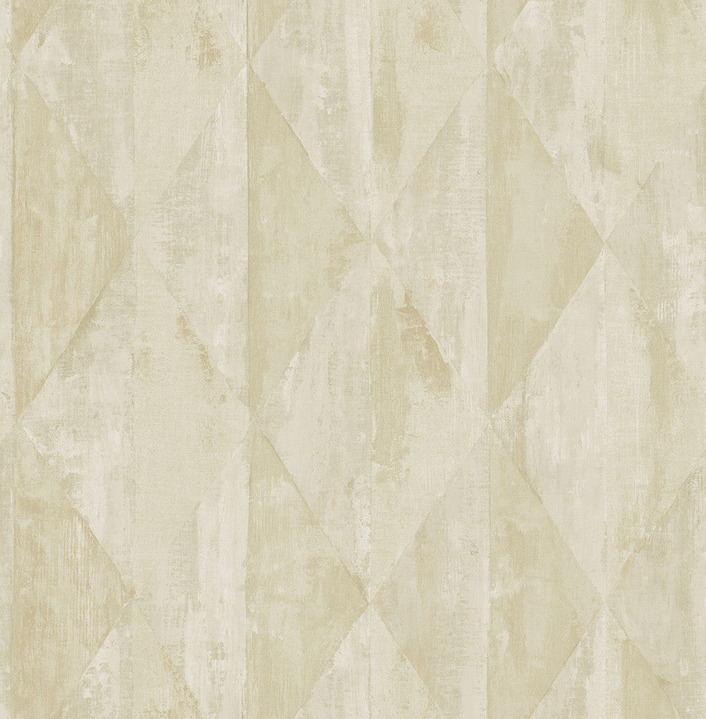 Sample Lake Lousie Wallpaper in Sand and Gold from the Stark Collection by Mayflower Wallpaper