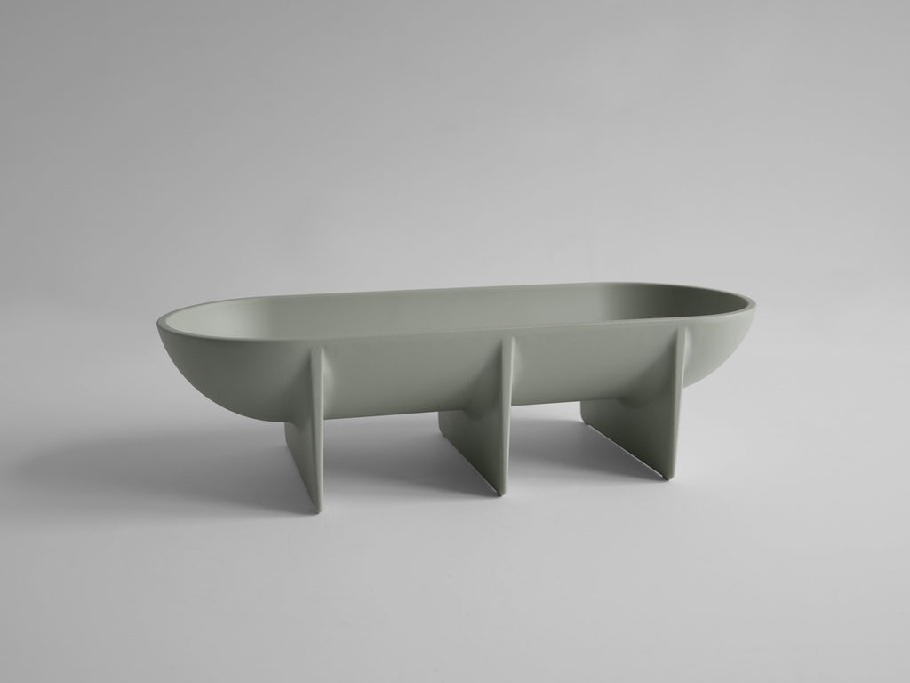 Large Standing Bowl in Various Colors