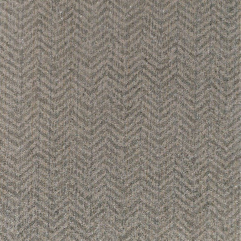 Larissa Chevron Textured Wallpaper in Dark Grey by BD Wall