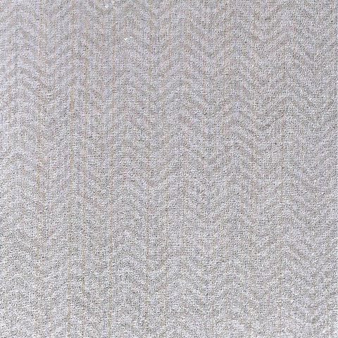 Larissa Chevron Textured Wallpaper in Grey by BD Wall