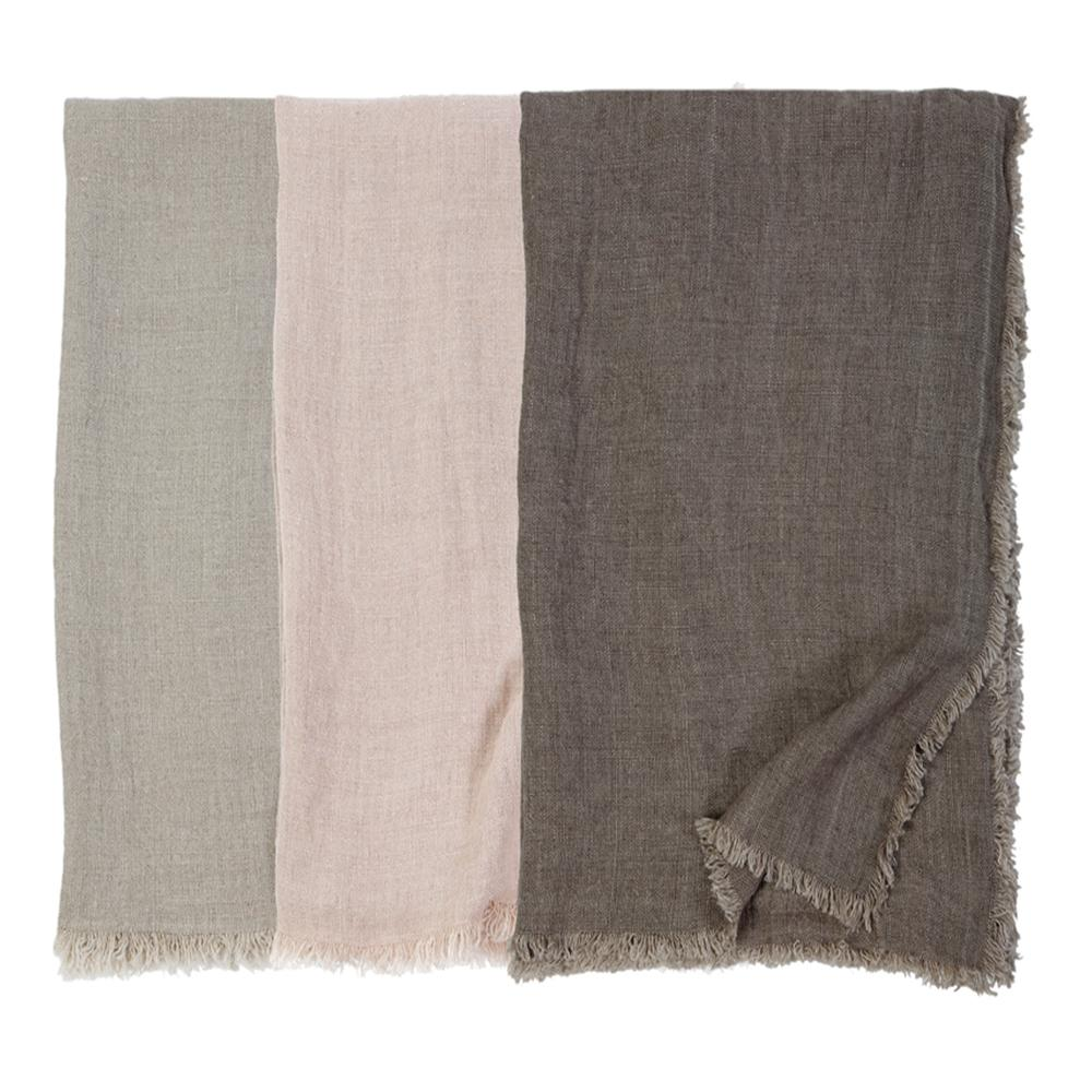 Laurel Oversized Throw in multiple colors