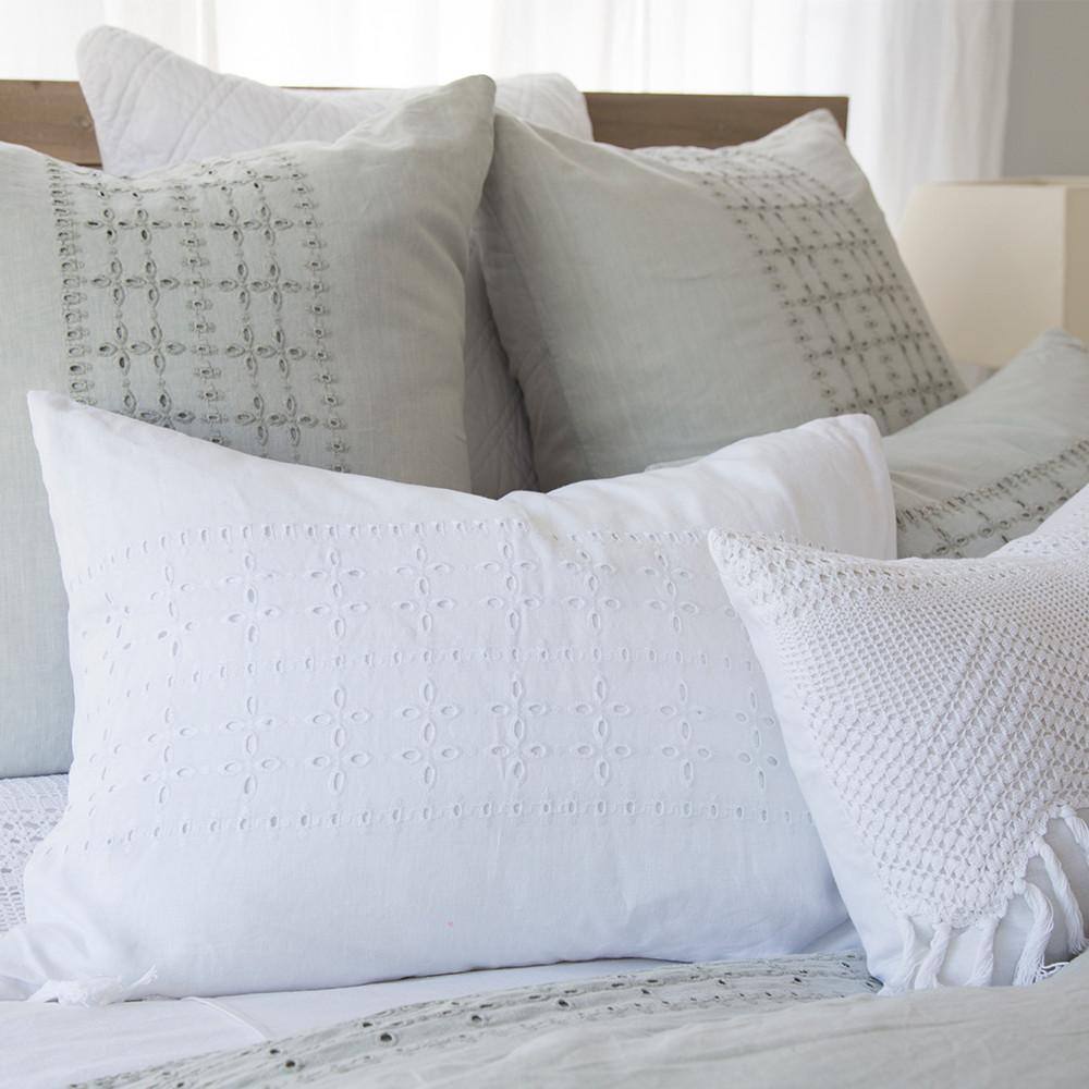 Set of 2 Layla Pillowcases in Various Colors design by Pom Pom at Home