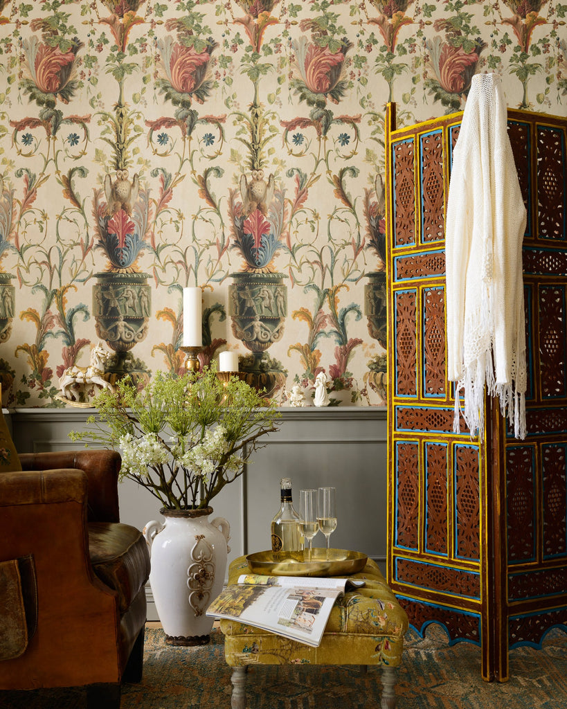 Le Jardin Secret Wallpaper from the Wallpaper Compendium Collection by Mind the Gap
