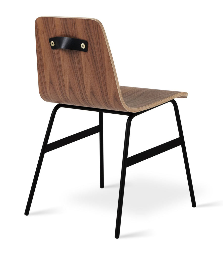 Lecture Chair in Walnut design by Gus Modern