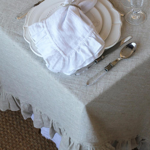 Lily Tablecloth design by Pom Pom at Home
