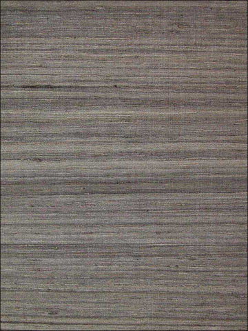 Linen Slub Yarn Wallpaper in Charcoal from the Sheer Intuition Collection by Burke Decor