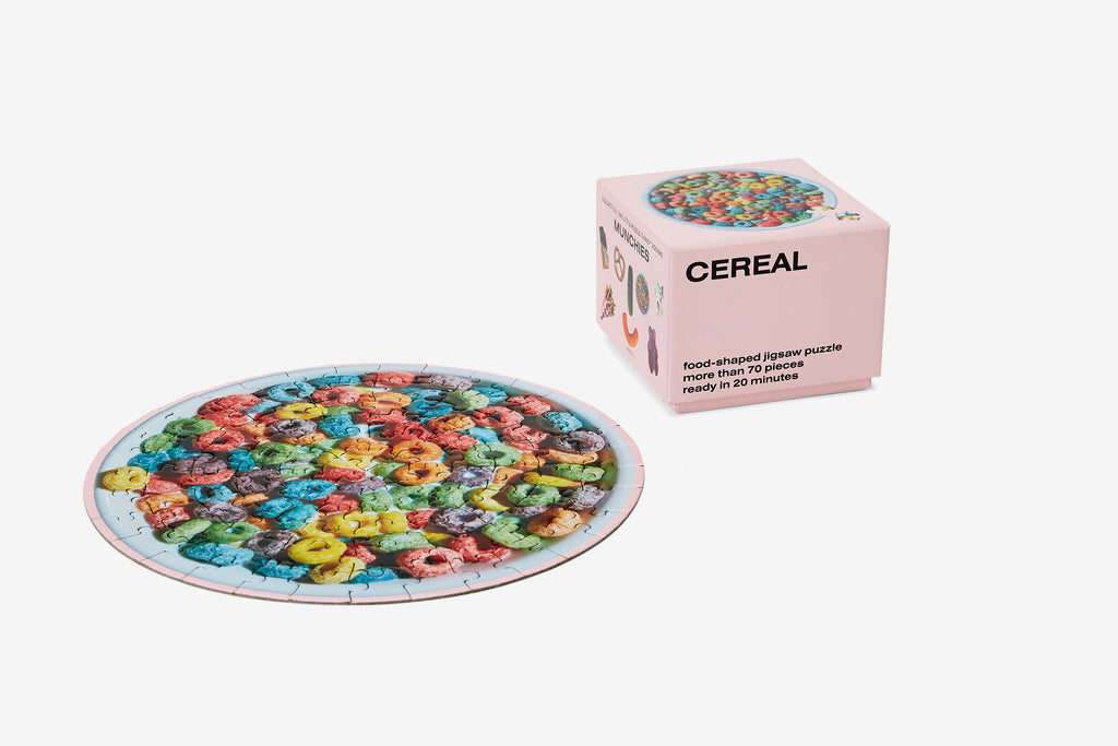 Little Puzzle Thing™ - Cereal design by Areaware
