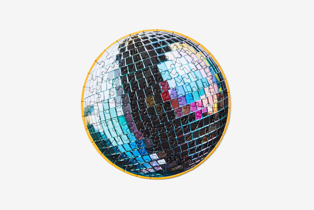 Little Puzzle Thing™ - Disco Ball design by Areaware