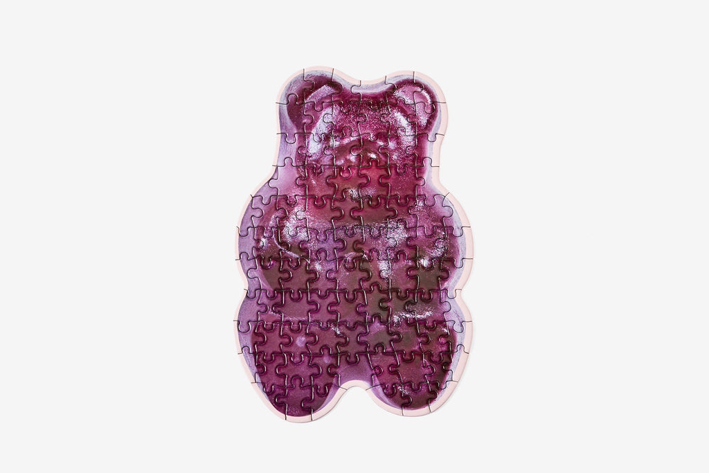Little Puzzle Thing™ - Gummy Bear design by Areaware