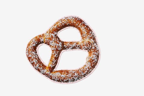 Little Puzzle Thing™ - Soft Pretzel design by Areaware