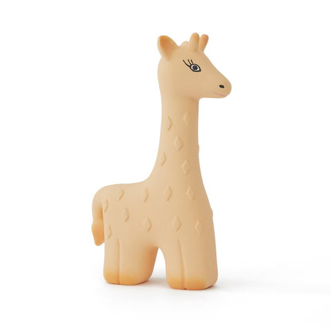 Noah Giraffe Baby Teether - Yellow