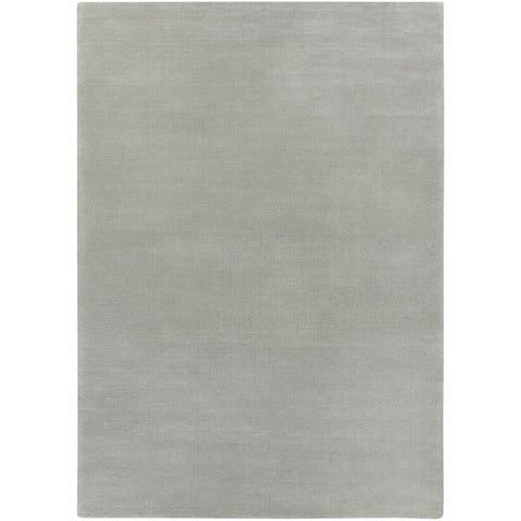 Mystique M-211 Hand Loomed Rug in Medium Gray by Surya