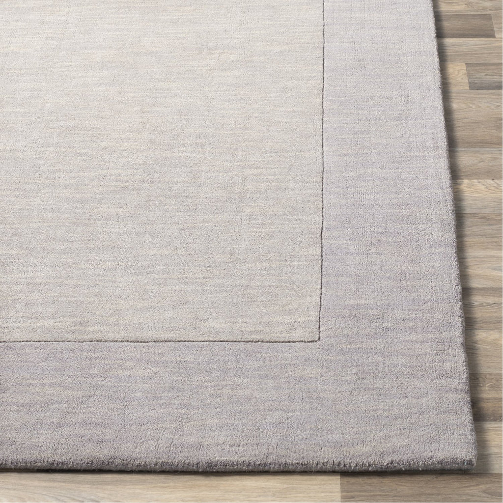 Mystique M-312 Hand Loomed Rug in Taupe & Medium Gray by Surya
