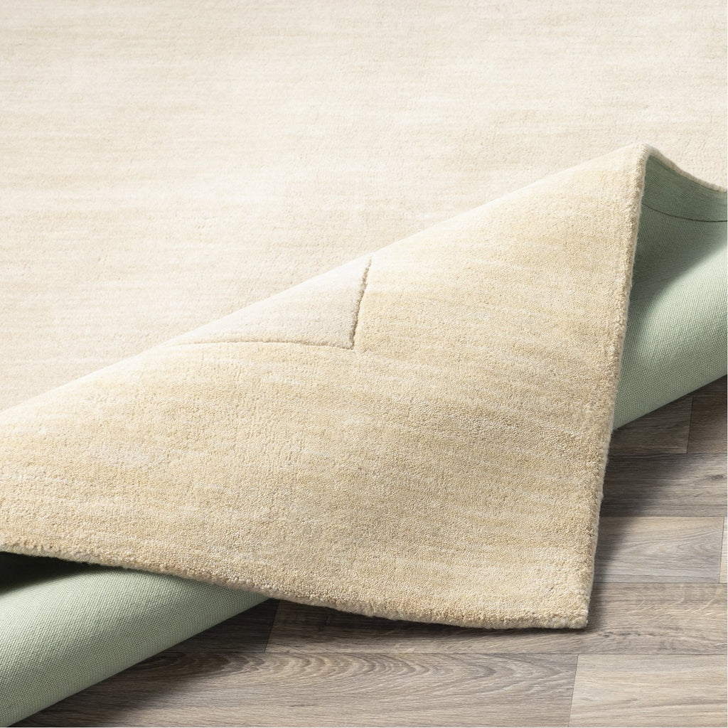 Mystique M-344 Hand Loomed Rug in Khaki by Surya