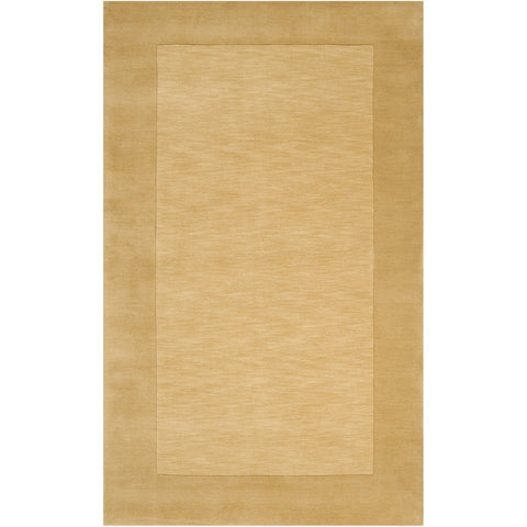Mystique M-345 Hand Loomed Rug in Camel by Surya