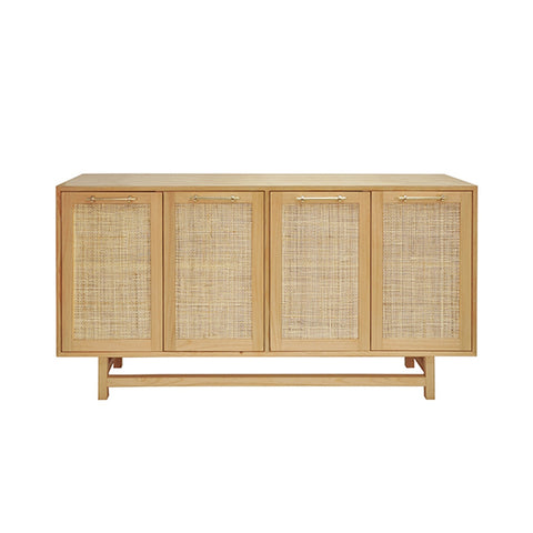 Four Door Macon Cabinet by BD Studio II