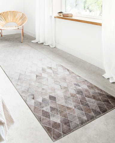 Maddox Rug in Sand & Taupe by Loloi II