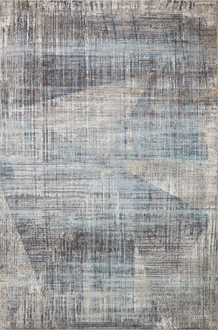 Maeve Rug in Granite / Mist by Loloi II