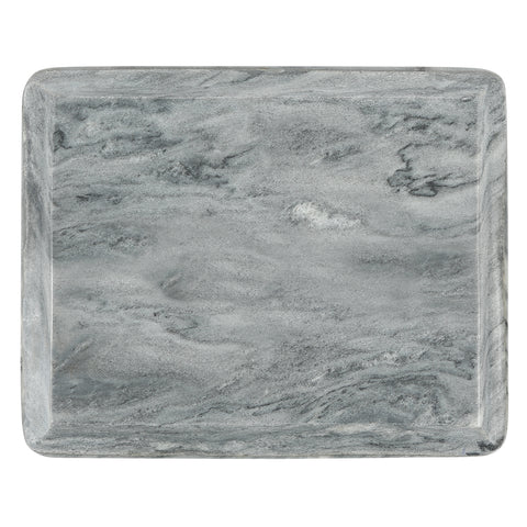 Small Ogee Slab in Grey Marble design by Sir/Madam