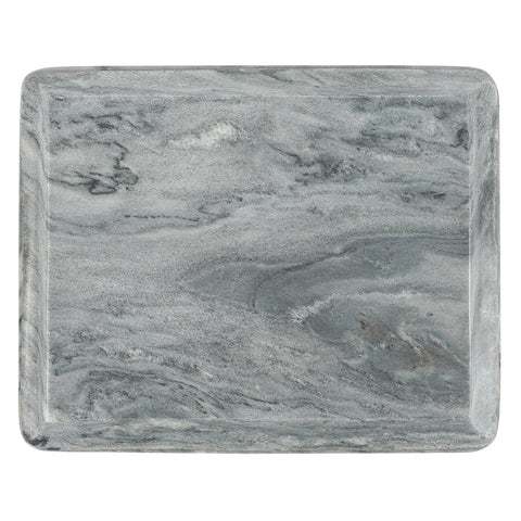 Medium Ogee Slab in Grey Marble design by Sir/Madam